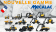 NOUVELLE GAMME MECALAC