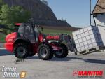 MANITOU s'invite dans le jeu Farming Simulator