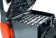 Maintien des Batteries de la Gamme Electrique